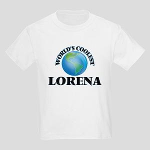 World's Coolest Lorena T-Shirt