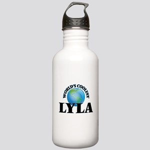 World's Coolest Lyla Stainless Water Bottle 1.0L