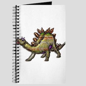 Scaly Rainbow Dinosaur Journal