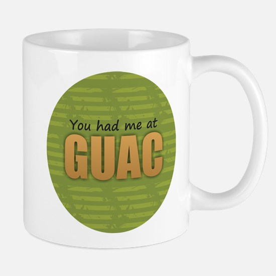 You Had Me at Guac Mugs