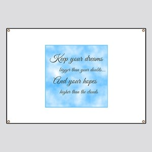 Keep Your Dreams... Banner