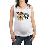 DGMDP Logo Maternity Tank Top