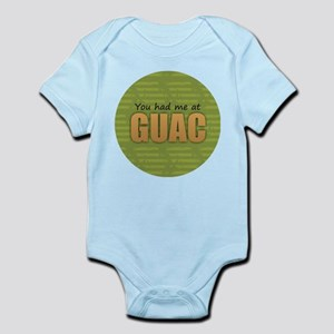 You Had Me at Guac Body Suit
