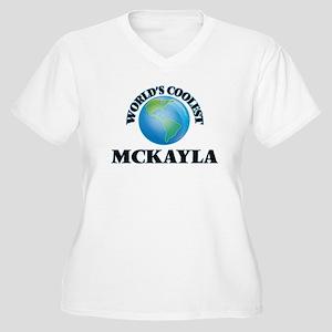 World's Coolest Mckayla Plus Size T-Shirt