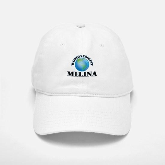 World's Coolest Melina Baseball Baseball Cap