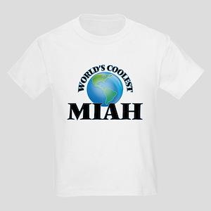 World's Coolest Miah T-Shirt