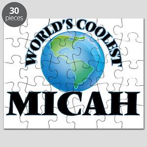 World's Coolest Micah Puzzle