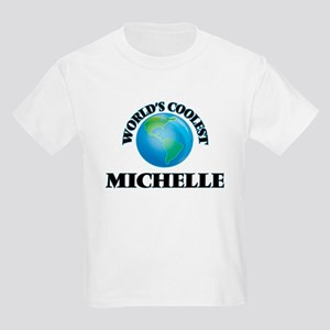 World's Coolest Michelle T-Shirt