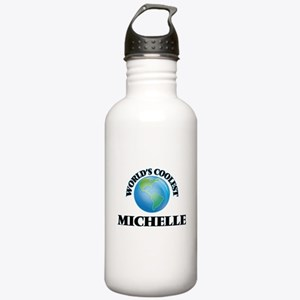 World's Coolest Michel Stainless Water Bottle 1.0L