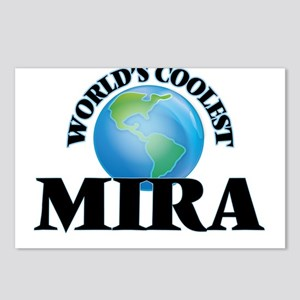 World's Coolest Mira Postcards (Package of 8)