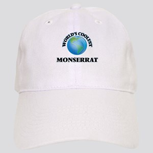 World's Coolest Monserrat Cap