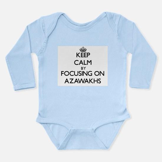 Keep calm by focusing on Azawakhs Body Suit