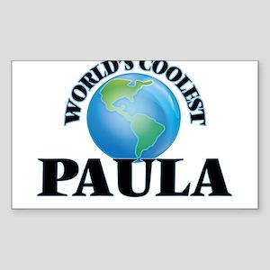 World's Coolest Paula Sticker