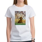 Spring / Dachshund Women's T-Shirt