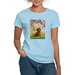 Spring / Dachshund Women's Light T-Shirt