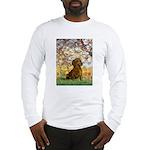 Spring / Dachshund Long Sleeve T-Shirt
