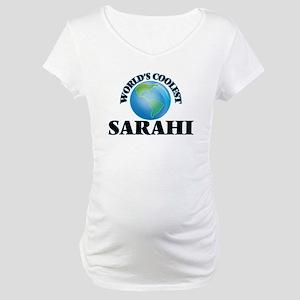 World's Coolest Sarahi Maternity T-Shirt