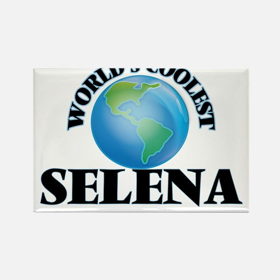World's Coolest Selena Magnets