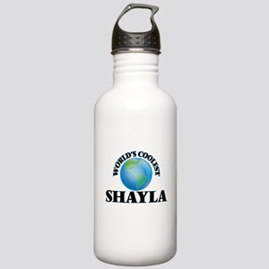 World's Coolest Shayla Stainless Water Bottle 1.0L