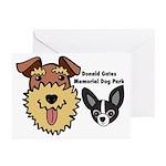 DGMDP Logo Greeting Cards (Pk of 10)