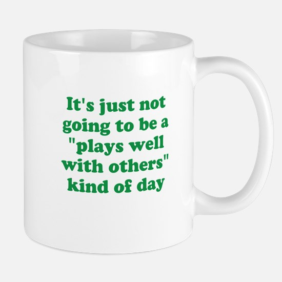 Plays Well With Others? Mugs