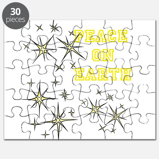 Stary Peace on Earth Puzzle