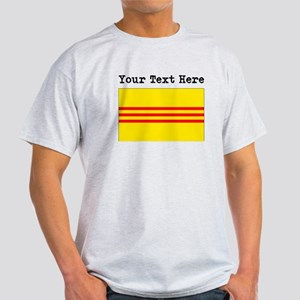 Custom Old South Vietnam Flag T-Shirt