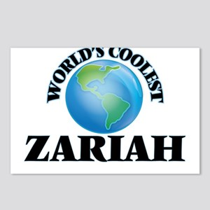 World's Coolest Zariah Postcards (Package of 8)