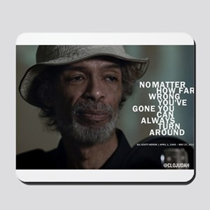 Gil Scott-Heron Mousepad