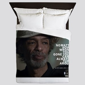 Gil Scott-Heron Queen Duvet
