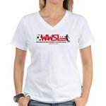 WAWSL Women's V-Neck T-Shirt