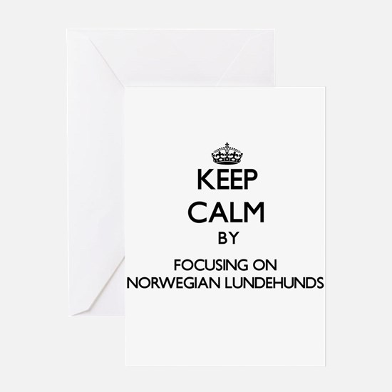 Keep calm by focusing on Norwegian Greeting Cards