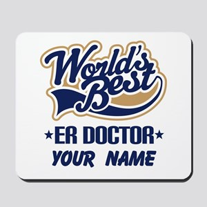 ER Doctor Personalized Mousepad