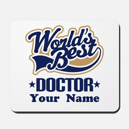 Doctor Personalized Mousepad