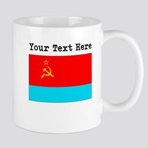 Custom Old Ukraine Flag Mugs