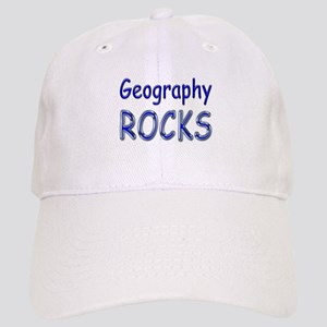 Geography Rocks Cap