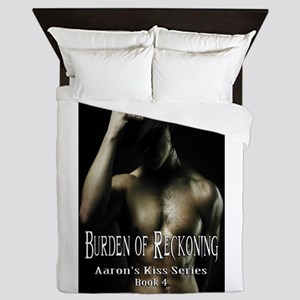 Burden of Reckoning Queen Duvet