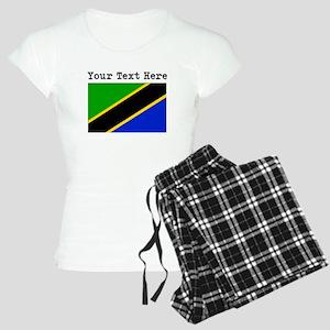 Custom Tanzania Flag Pajamas