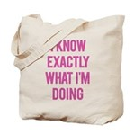 I Know... Tote Bag
