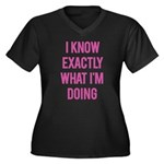 I Know... Plus Size T-Shirt