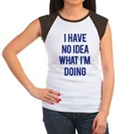 I Don't Know... Women's Cap Sleeve T-Shirt