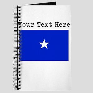 Custom Somalia Flag Journal