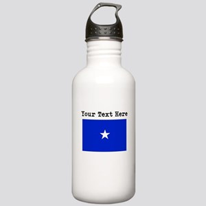 Custom Somalia Flag Water Bottle