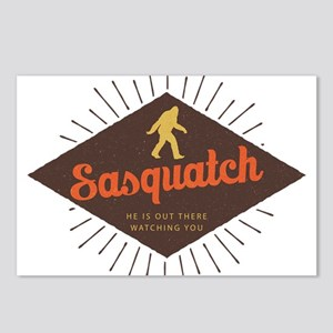 Sasquatch Postcards (Package of 8)