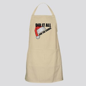Did It All For The Cookie Apron