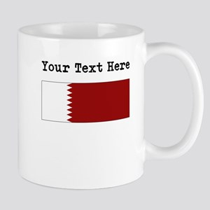 Custom Qatar Flag Mugs