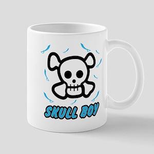 Skull Boy Mugs