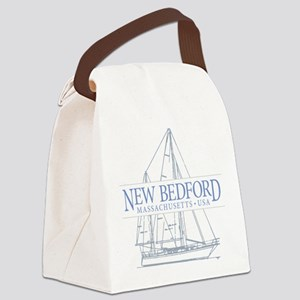 New Bedford - Canvas Lunch Bag