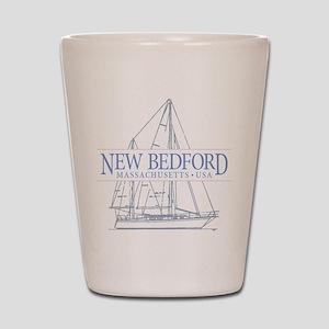 New Bedford - Shot Glass