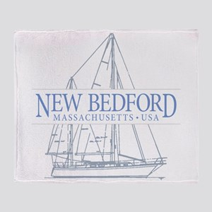 New Bedford - Throw Blanket